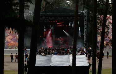 """Festivalis """"Devilstone"""" (2018) - Antroji diena - Vakarų scena"""