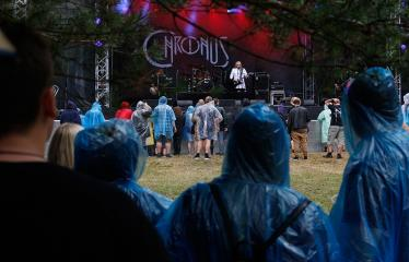 "Festivalis ""Devilstone"" (2018) - Antroji diena - Chronus"