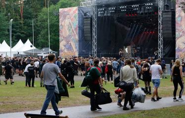 "Festivalis ""Devilstone"" (2018) - Antroji diena - Dainuvos slėnis"