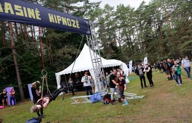 """Festivalis """"Devilstone"""" (2018) - Antroji diena - Masinė hipnozė"""