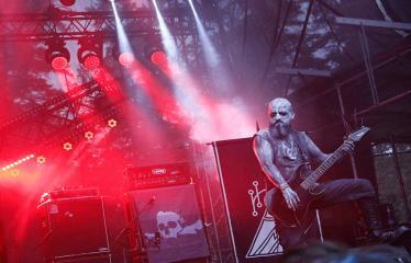 "Festivalis ""Devilstone"" (2018) - Antroji diena - Luctus"
