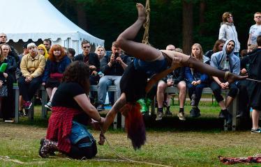 "Festivalis ""Devilstone"" (2018) - Trečioji diena - Masinė hipnozė"