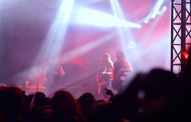 "Festivalis ""Devilstone"" (2018) - Trečioji diena - Rotting Christ"