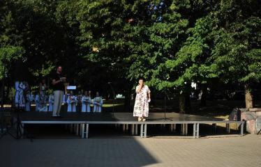 """Šiaurės Europos šalių mėgėjų teatro aljanso (NEATA) festivalis """"Baltijos skrydis"""" - Festivalio atidarymas - Festivalio atidarymas"""