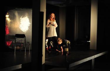 """2018 07 31 - Šiaurės Europos šalių mėgėjų teatro aljanso (NEATA) festivalis """"Baltijos skrydis"""" - Spektaklis """"Kas kur"""""""