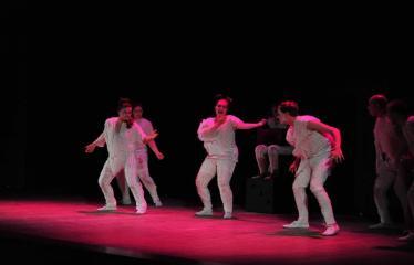 """Šiaurės Europos šalių mėgėjų teatro aljanso (NEATA) festivalis """"Baltijos skrydis"""" - Spektaklis """"Juodoji dėžė"""" - Vaidinimas"""