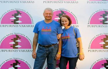 """Festivalis """"Purpurinis vakaras"""" (2018) - Didysis koncertas - Žilvinas Pranas Smalskas"""