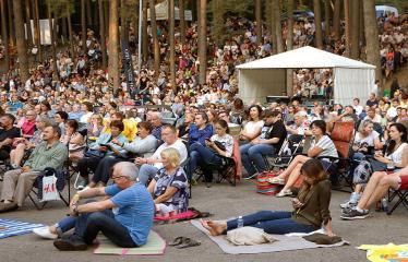 """Festivalis """"Purpurinis vakaras"""" (2018) - Festivalio pabaigos koncertas - Publika"""