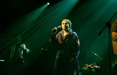 """Festivalis """"Purpurinis vakaras"""" (2018) - Festivalio pabaigos koncertas - Aistė Smilgevičiūtė"""
