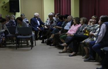 """N. Elmininkų kaimo bendruomenė kviečia į šventę """"Penkiolika metų kartu"""" - Renginio akimirka"""