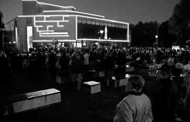 """Turizmo naktis (2018) - Pilna programa - Koncertas """"Ritmas po žvaigždėm!"""" prie Anykščių kultūros centro"""