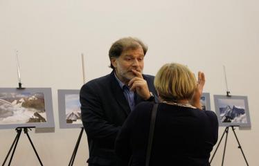 Susitikimas su rašytoju Valdu Papieviu Anykščių bibliotekoje - Doc. dr. Darius Kuolys