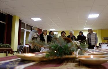 """Naujųjų Elmininkų bendruomenėje """"Advento popietė"""" - Šventinės giesmės"""