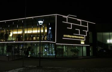 Arvydo Kašausko tapybos darbų paroda - Anykščių kultūros centras