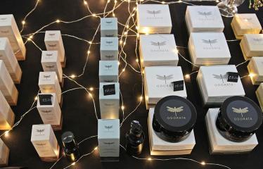 Kalėdinė mugė Anykščių menų inkubatoriuje - Natūrali kosmetika
