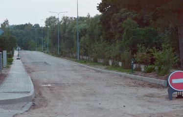 """Fotokonkursas """"Anykščiai ir apylinkės"""" (2018) - J. Jablonskio gatvės remontas"""