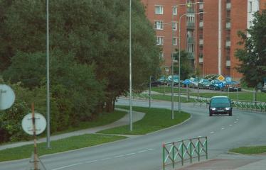 """Fotokonkursas """"Anykščiai ir apylinkės"""" (2018) - Ramybės mikrorajonas"""