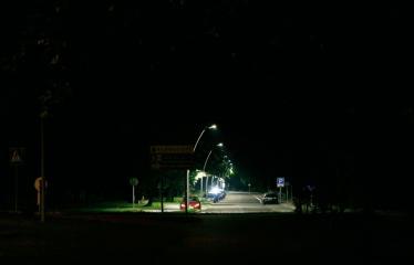 """Fotokonkursas """"Anykščiai ir apylinkės"""" (2018) - Naktis"""