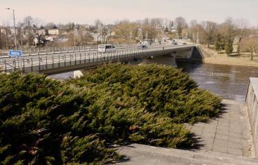 "Fotokonkursas ""Anykščiai ir apylinkės"" (2018) - A. Baranausko tiltas"