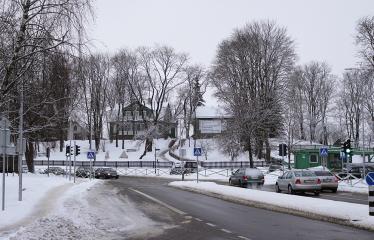 """Fotokonkursas """"Anykščiai ir apylinkės"""" (2019) - Anykščių miesto panorama"""