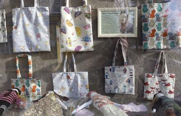 Emos Trapikienės sukurtų lėlių paroda - Eksponatai