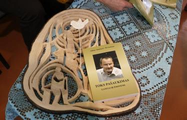 """Aldonos Dudonytės-Širvinskienės knygos """"TOKS PAŠAUKIMAS GAMTAI IR ŽMONĖMS"""" pristatymas - Aldonos Dudonytės-Širvinskienės knyga """"Toks pašaukimas gamtai ir žmonėms"""""""