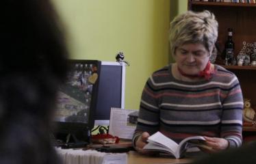 """Aldonos Dudonytės-Širvinskienės knygos """"TOKS PAŠAUKIMAS GAMTAI IR ŽMONĖMS"""" pristatymas - Diana Šermukšnienė"""