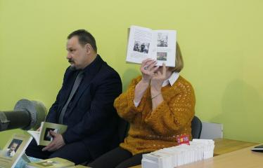 """Aldonos Dudonytės-Širvinskienės knygos """"TOKS PAŠAUKIMAS GAMTAI IR ŽMONĖMS"""" pristatymas - Popietės akimirkos"""