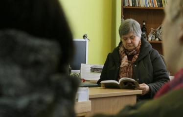 """Aldonos Dudonytės-Širvinskienės knygos """"TOKS PAŠAUKIMAS GAMTAI IR ŽMONĖMS"""" pristatymas - Renginio akimirkos"""