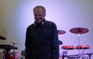 """Gintauto Gascevičiaus CD albumo """"Varava"""" pristatymas - Gintautas Gascevičius"""