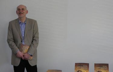 """""""Laimės diena bibliotekoje"""" su rašytoju Linu Bitvinsku  - Rašytojas Linas Bitvinskas"""
