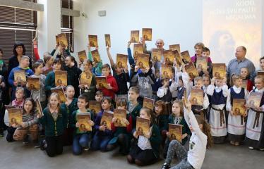"""""""Laimės diena bibliotekoje"""" su rašytoju Linu Bitvinsku  - Jaunieji skaitytojai"""
