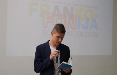 Frankofonijos dieną kviečiame paminėti bibliotekoje! - Skaitovas