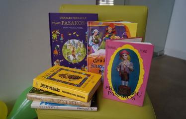 Frankofonijos dieną kviečiame paminėti bibliotekoje! - Prancūzų rašytojų knygos