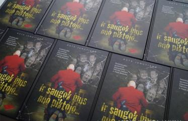 """Susitikimas su žurnaliste Rūta Janutiene ir knygos pristatymas - Knyga """"Ir saugok mus nuo piktojo"""""""