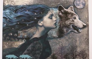 """2019 06 01 - Baltijos valstybių 100-mečiui skirta tarptautinė vaikų knygų iliustruotojų paroda """"Bėgimas su vilkais"""""""