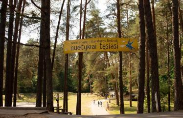 """Festivalis visai šeimai """"Nuotykiai tęsiasi!"""" - Festivalio akimirka"""