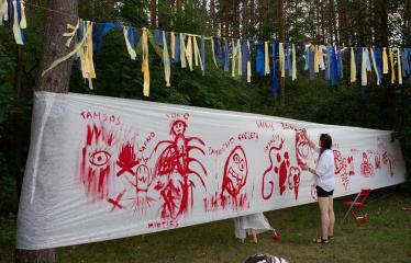 """Festivalis visai šeimai """"Nuotykiai tęsiasi!"""" - Kotryna Zylė"""