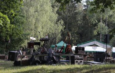 """Anykščių Miško festivalis (2019) / """"Niekas nenori išnykti"""" / Penktadienis ateičiai - Koncerto pradžia"""