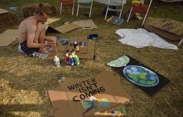 """Anykščių Miško festivalis (2019) / """"Niekas nenori išnykti"""" / Penktadienis ateičiai - Dirbtuvės"""