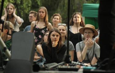 """Anykščių Miško festivalis (2019) / """"Niekas nenori išnykti"""" / Penktadienis ateičiai - Publika"""