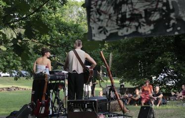 """Anykščių Miško festivalis (2019) / """"Niekas nenori išnykti"""" / Penktadienis ateičiai - Kamanių šilelis"""