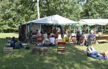 """Anykščių Miško festivalis (2019) / """"Niekas nenori išnykti"""" / Saulėgrįža - Akimirkos"""