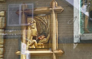 Aleksandro Tarabildos kūrinių paroda - Drožyba