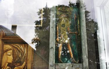 Aleksandro Tarabildos kūrinių paroda - Metalo lankstymai