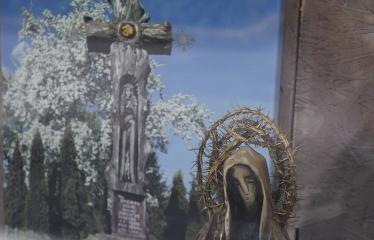 Aleksandro Tarabildos kūrinių paroda - Skulptūra iš medžio
