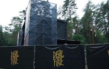 """Festivalis """"Devilstone"""" (2019) - Pirmoji diena - Festivalio akimirka"""