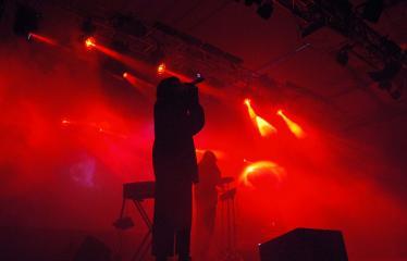 "Festivalis ""Devilstone"" (2019) - Antroji diena - Ic3peak"