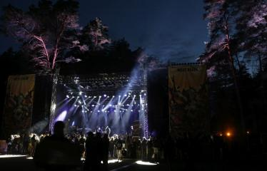 """Festivalis """"Devilstone"""" (2019) - Trečioji diena - Festivalio akimirka"""