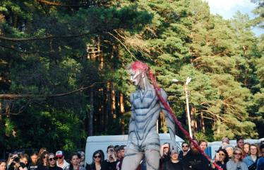 "Festivalis ""Devilstone"" (2019) - Trečioji diena - Miss Plastica"